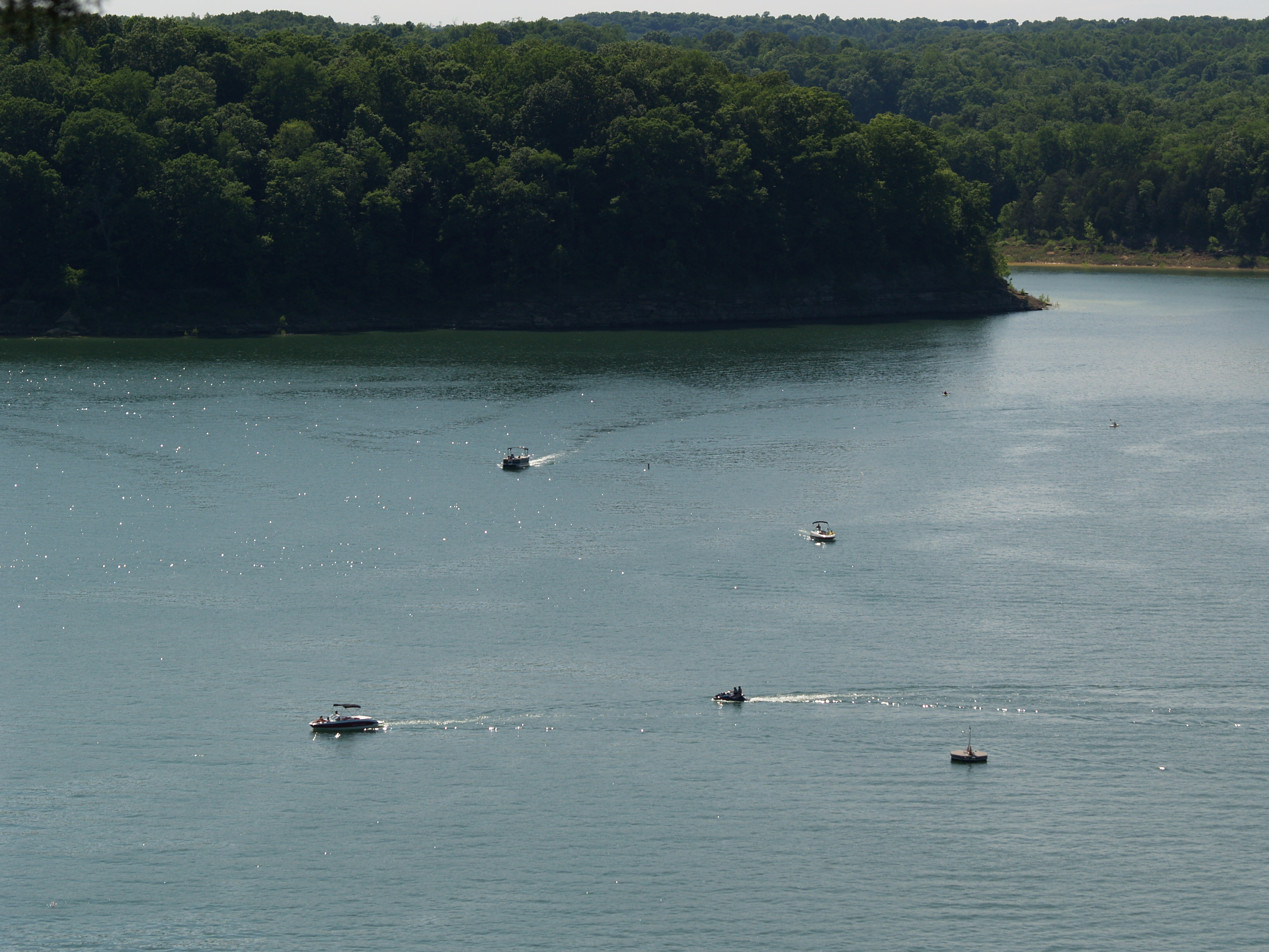 27th annual lake cumberland cleanup official visitor for Lake cumberland fishing